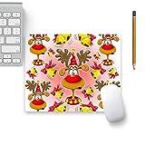 Colorpur Reindeer Fun Christmas Cartoon With Bells Designer - Best Reviews Guide