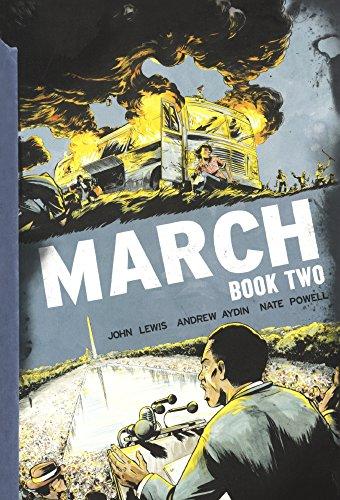 March: Book Two par John Lewis Dr  Ed.D