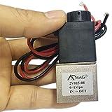 Elektro Magnetventil Ventil DC12V 1/4
