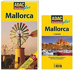 ADAC Reiseführer plus ADAC Reiseführer plus Mallorca: Mit extra Karte zum Herausnehmen