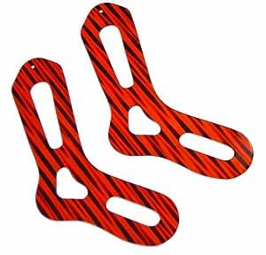KnitPro Astra Lot de 2 bloque-chaussettes en bois Pointure 41+