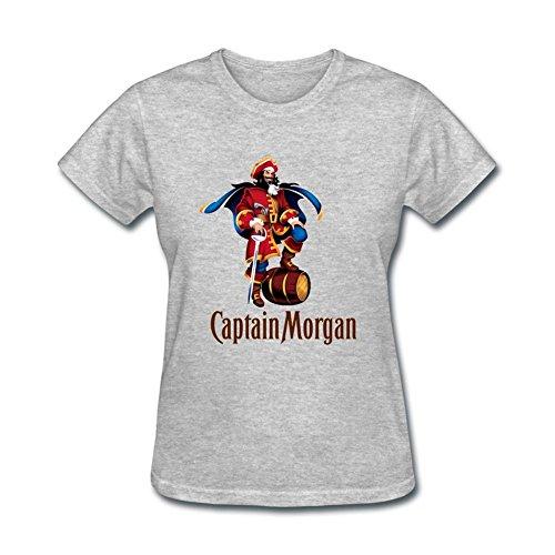 womens-captain-morgan-short-sleeve-t-shirt-grey-xx-large