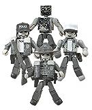 Diamond Select Toys The Walking Dead Minimates: Days Gone Bye B&W SDCC 2014 Exclusive Box Set