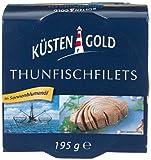 Küstengold Thunfischfilets in Öl