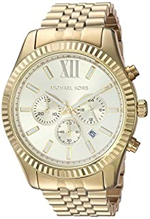 Michael Kors Orologio Cronografo Quarzo Donna con Cinturino in Acciaio Inox MK8281 (B009DFA43Q) | Amazon price tracker / tracking, Amazon price history charts, Amazon price watches, Amazon price drop alerts