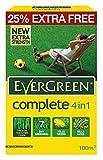 Evergreen 4in 1Rasenpflege 80M2Plus 25% Gratis