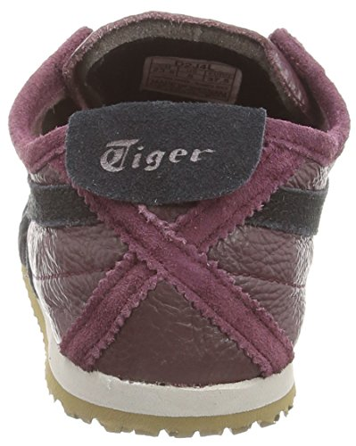 Onistuka Tiger Mexico 66 Vin, Sneakers Basses Mixte adulte Violet (mulberry/black 2690)