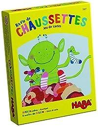 Haba - Jeu De Cartes Rafle De Chaussettes