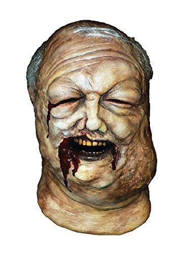 Walking Zombie Kostüm Dead - The Walking Dead Maske Brunnen Zombie zum Halloween Kostüm
