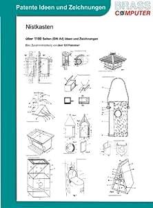 Nistkasten selber bauen, ca. 1100 Seiten (DIN A4) Ideen