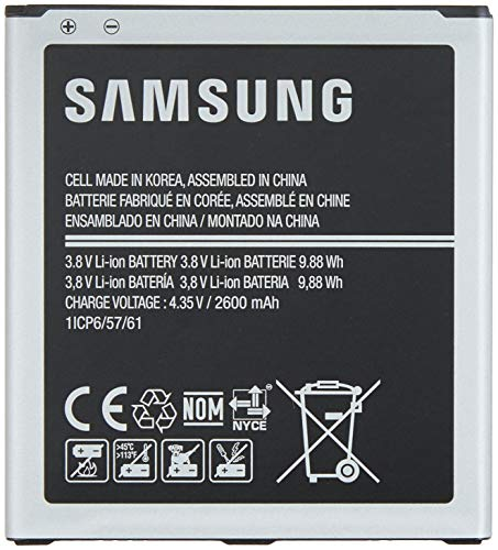 Original EB-BG530CBE Akku für Samsung G530Galaxy Grand Prime 2600mAh Li-Ion mit NFC Bulk