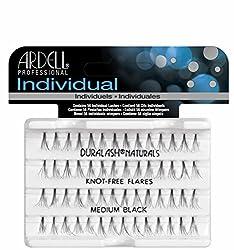 Ardell Individual Knot Free Medium Black-65052