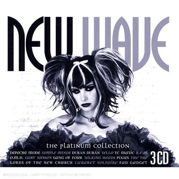 Platinum Collection : New Wave (Coffret 3 CD)