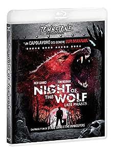 Night of the Wolf - Tombstone con Card Tarocco da Collezione (Blu-Ray)