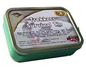 BCB Adventure Kit de survie pour randonneurs