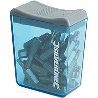 Silverline 533986 - Puntas Torx cromo-vanadio S2, 30 pzas (T20)