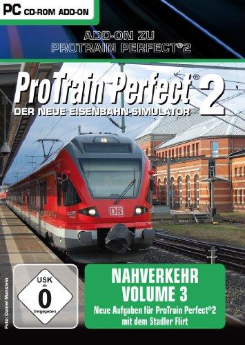 Pro Train Perfect 2 - Nahverkehr Vol. 3 - [PC]