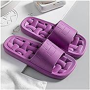 Flip Flop Shoes النساء والرجال أحذية الاستحمام مع فتح تو فرع حمام تجفيف سريع المضادة للانزلاق للصنادل المنزلية