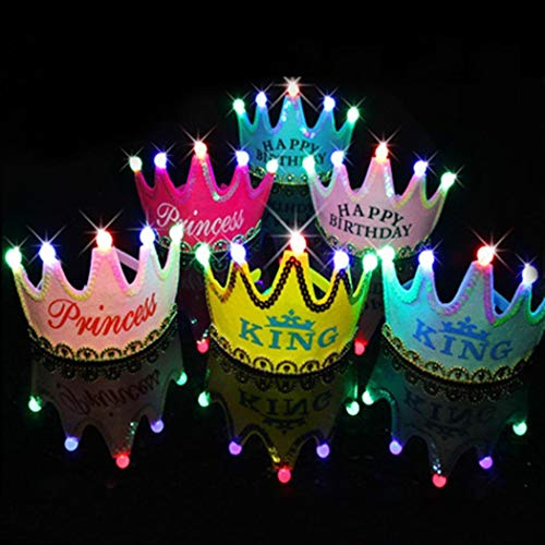 jennem Spielzeug - EPTEI LED Leuchten Stirnband Crown Bow Ohren Haarband LED Flying Dragonfly Party Kostüm Lernspiele Mit Batt Lernspiele