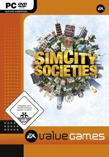 Sim City: Societies [EA Value Games] - [PC]