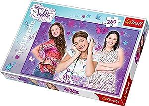 TREFL 5900511131680 Puzzle Puzzle - Rompecabezas (Puzzle Rompecabezas, Televisión/películas, Niños, Violetta, Chica, 7 año(s))