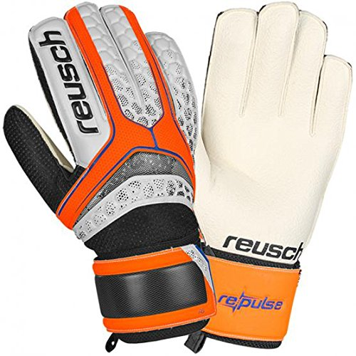 Guanti Portiere Calcio REUSCH Re:Pulse Repulse Shocking Orange (9.5)