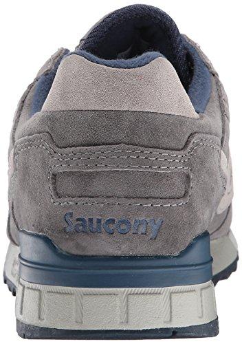 Saucony  Shadow 5000 Suede, Herren Sneaker Grau