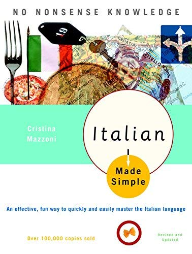 Italian Made Simple: Revised and Updated by Cristina Mazzoni (2003-08-19)