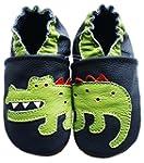 Carozoo Crocodile Dark Blue Weiche So...