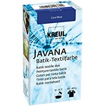 Javana 98529 - Batik Textilfarbe, 70 g, cool blau