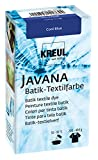 Kreul Javana 98529 - Batik Textilfarbe, 70 g, Cool Blau