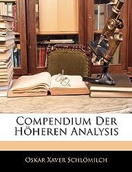 Compendium Der Höheren Analysis, ERSTER BAND