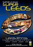 Leeds Rhino's - Engage Super League Champions (07/08/09/11) 8 Disc Box Set [DVD] [Reino Unido]