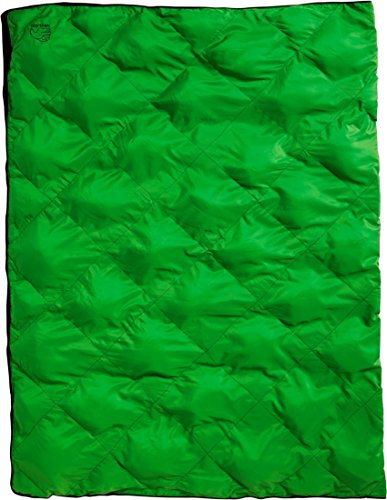 Nordisk Ekeblad Leisure Packable Blanket Schlafsack, Grün (Peridot Green), L