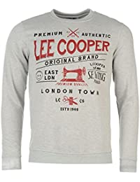 Pull Sweat Homme LEE COOPER (Taille Très Petit)