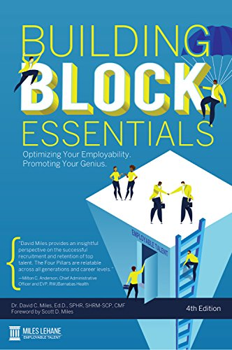 Building Block Essentials: Optimizing You Employability. Promoting Your Genius. (English Edition)