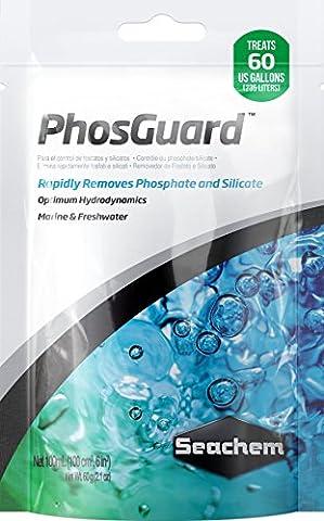 Seachem PhosGuard Phosphate and Silicate Remover, 100
