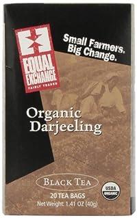 Equal Exchange Organic Darjeeling Tea, 20 Count