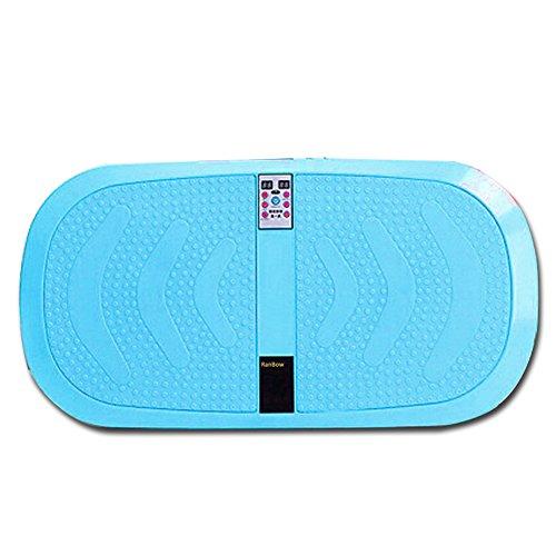 RanBow Fitness Vibrationsplatte - Gewicht verlieren & halten schlank - Whole Body Form Vibration Übung Maschine für zu Hause