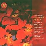 Saint-Saens: Cello Concertos Nos. 1 & 2; La Muse et le Poète; Suite, Op. 16; Prière: Classic Library Series