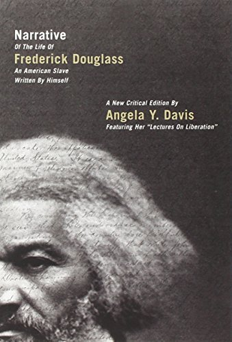 Portada del libro Narrative of the Life of Frederick Douglass, an American Slave, Written by Himself: A New Critical Edition by Angela Y. Davis (City Lights Open Media) by Frederick Douglass (2009-12-01)