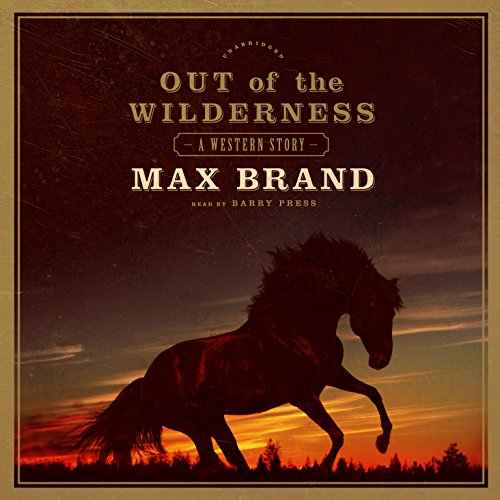 Out of the Wilderness  Audiolibri