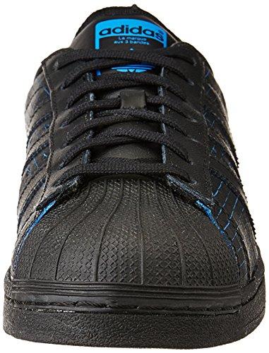 adidas Baskets Pour Homme Noir Cblack/Cblack/Blubir cblack/cblack/blubir