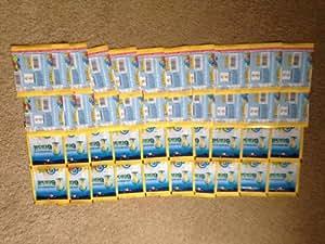 Panini officiel de la FIFA Coupe du Monde 2014 au Brésil Packs de voiture (Brasil) 10x (50 Autocollants aléatoires au total)