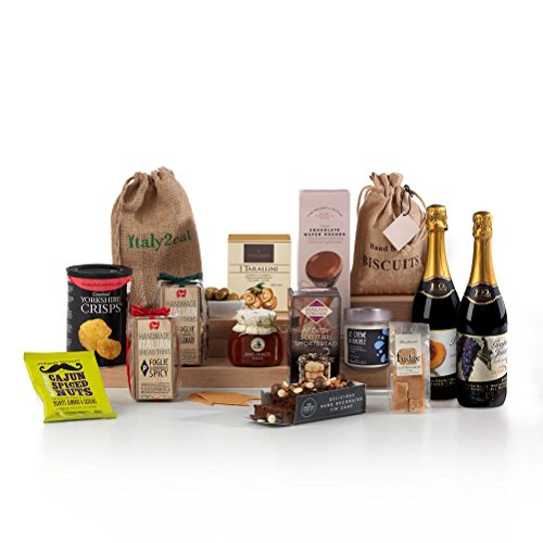 Hay Hampers Newmarket - Non-Perishable Food Hamper Box - FREE UK Delivery