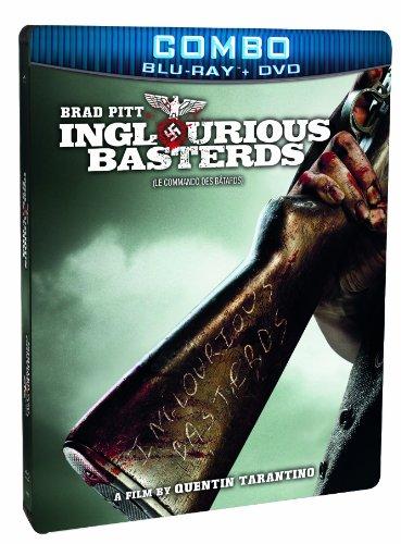 Bild von Inglourious Basterds - Exklusiv Limited Edition Steelbook - [Blu-ray+DVD Combo] [G2]