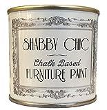 """Möbelfarbe, Shabby-Chic-Stil, Farbe: """"Staubiges Blau"""", 1 Liter"""