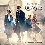 Fantastic Beasts Official 2018 Calendar - Square Wall Format Calendar (Calendar 2018)