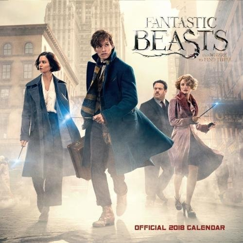 Fantastic Beasts Official 2018 Calendar - Square Wall Format