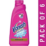 #4: Vanish Liquid, Expert Stain Removal Laundry Additive, 800 ml (Pack of 6)